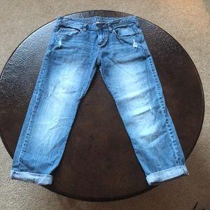 LC Lauren Conrad Jeans Capri Length - Size 4